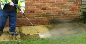 Power Washing Harlow